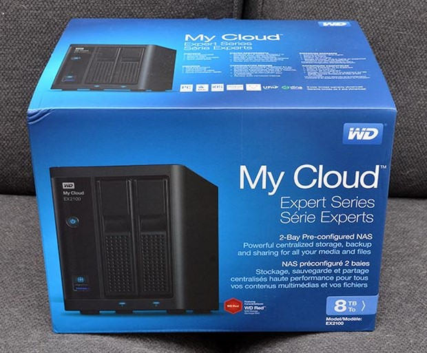 WD My Could Expert Series