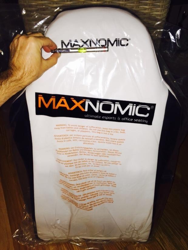 Maxnomic Back