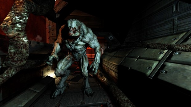 Doom 3 BFG Edition On The SHIELD Android TV