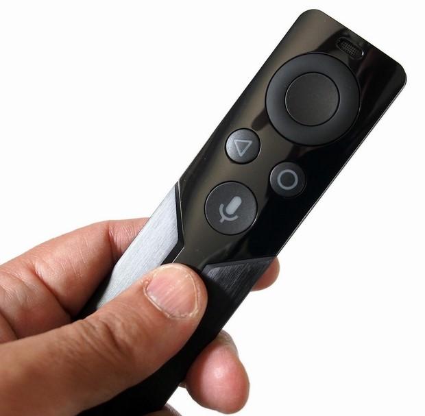 NVIDIA SHIELD Advanced Remote In-Hand