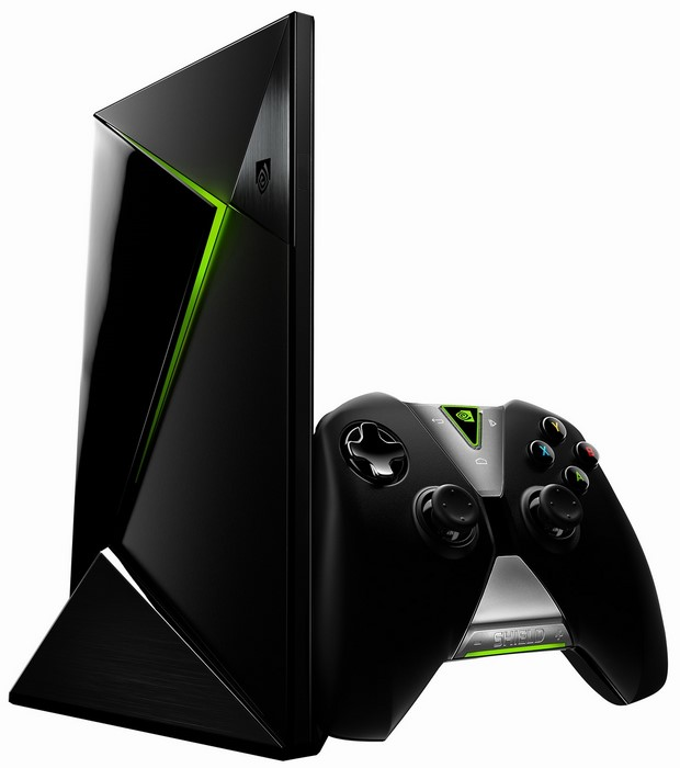 NVIDIA SHIELD Android TV Device With Game Controller