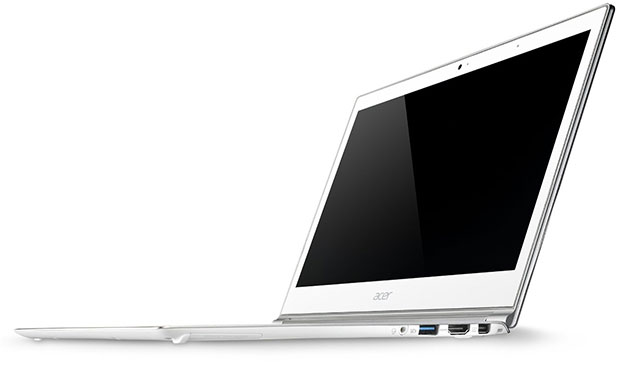 Acer Aspire S7 Right Side View