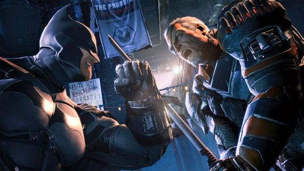 gameshot batman