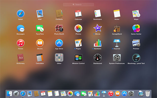 Apple MacBook Launcher