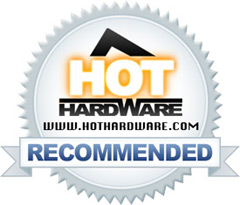 Hot Hardware Recommended Logo