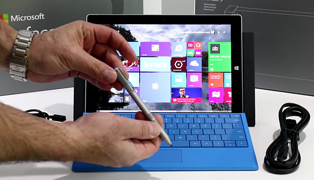 Surface 3 Dock and Pen