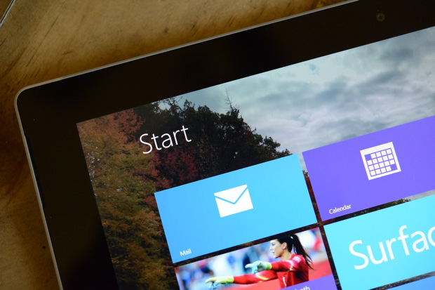 surface 3 display