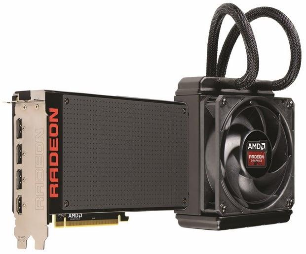 AMD Radeon R9 Fury X 2