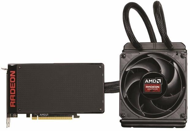 AMD Radeon R9 Fury X 5