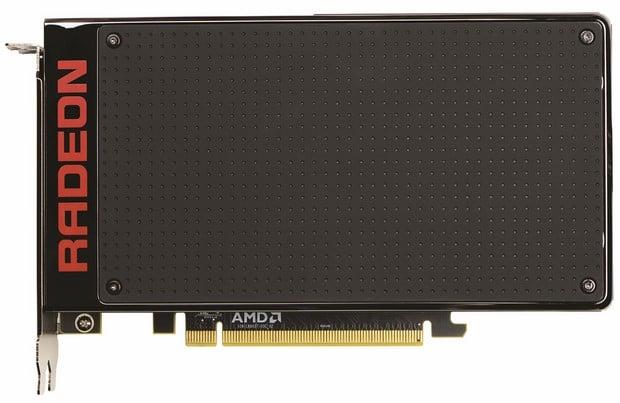 AMD Radeon R9 Fury X 8