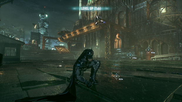 Batman Arkham Knight Gameplay And Performance Review ...