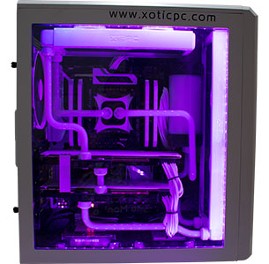 Xotic PC Executioner Stage 4 Lights