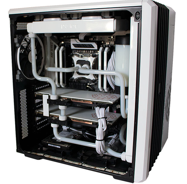 how to build a pc shopping