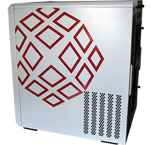 Xotic PC Executioner Stage 4 Side Panel