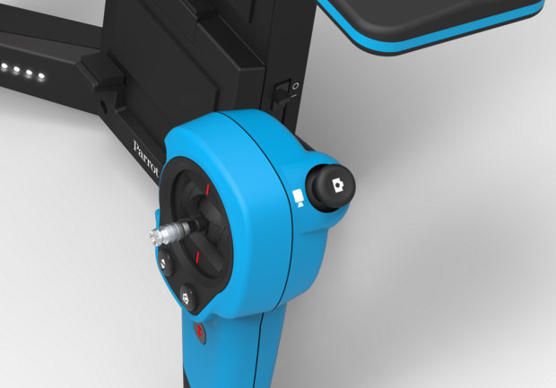 SKYCONTROLLER ZOOM Joystick BLUE