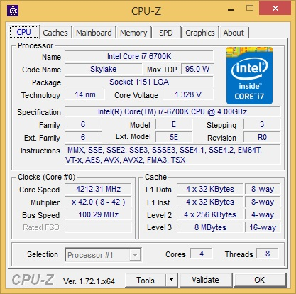 Intel Core i7-6700K And Z170 Chipset Review: Skylake For Enthusiasts