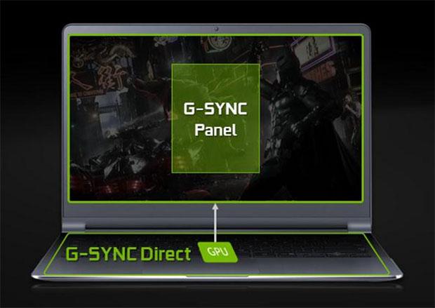 G-Sync Laptop
