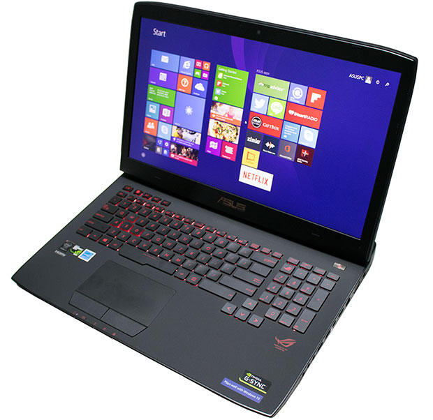 ASUS G751JY-DB72 Open