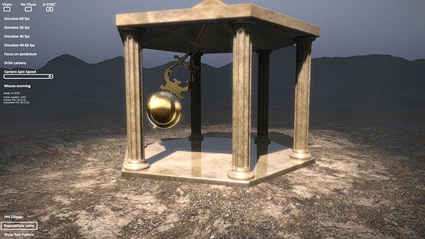 G-Sync Pendulum