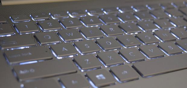 ux501 keyboard