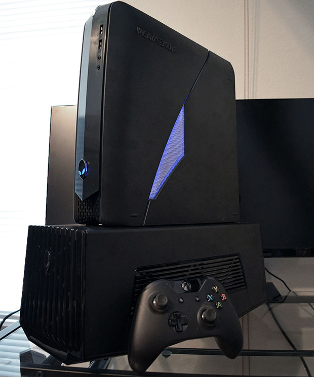 Alienware Graphics Amplifier Review >> Alienware X51 R3 Review: Console-Sized Gaming PC Gets Skylake Infusion - Page 4 | HotHardware