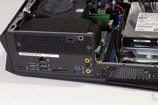 X51 R3 IO Ports