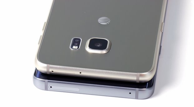 Galaxy Note 5 and Galaxy S6 Edge Topt back