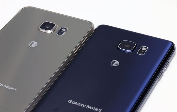 Galaxy Note 5 and Galaxy S6 Edge cameras