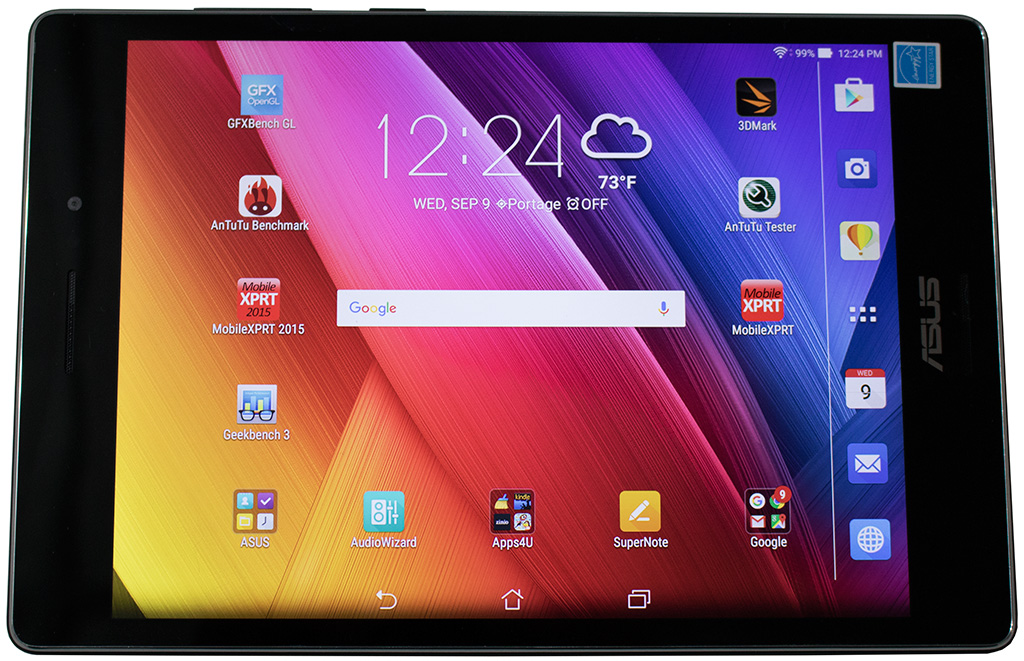 ASUS ZenPad S 8.0 Z580CA Intel-Powered Premium Android Tablet Review