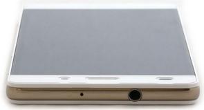 Huawei P8 lite top