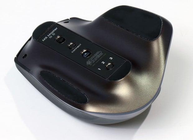 Logictech MX Master Mouse Bottom