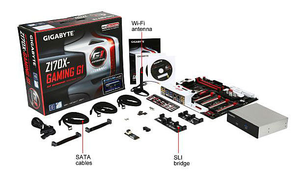 Z170X Gaming G1 bundle1