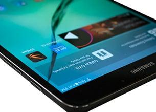 Samsung Galaxy Tab S2 Volume