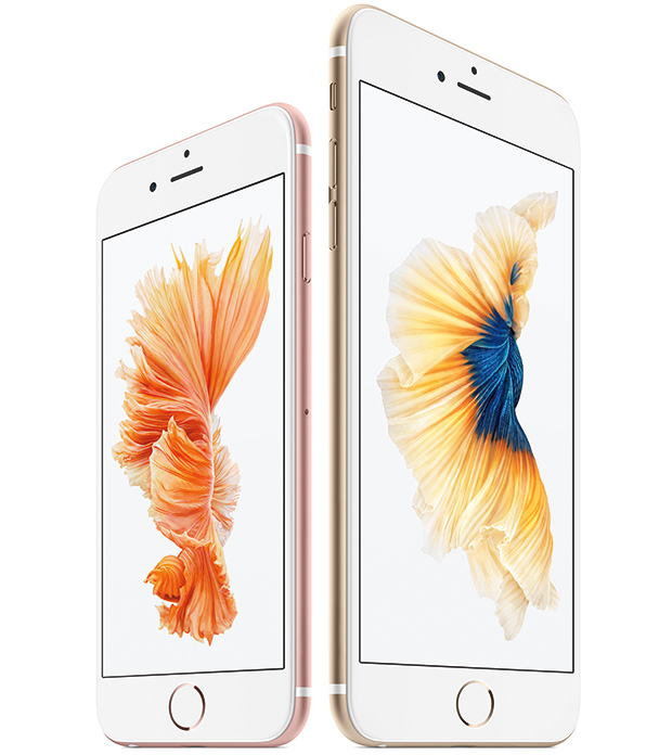 Apple iPhone 6s Plus Stock