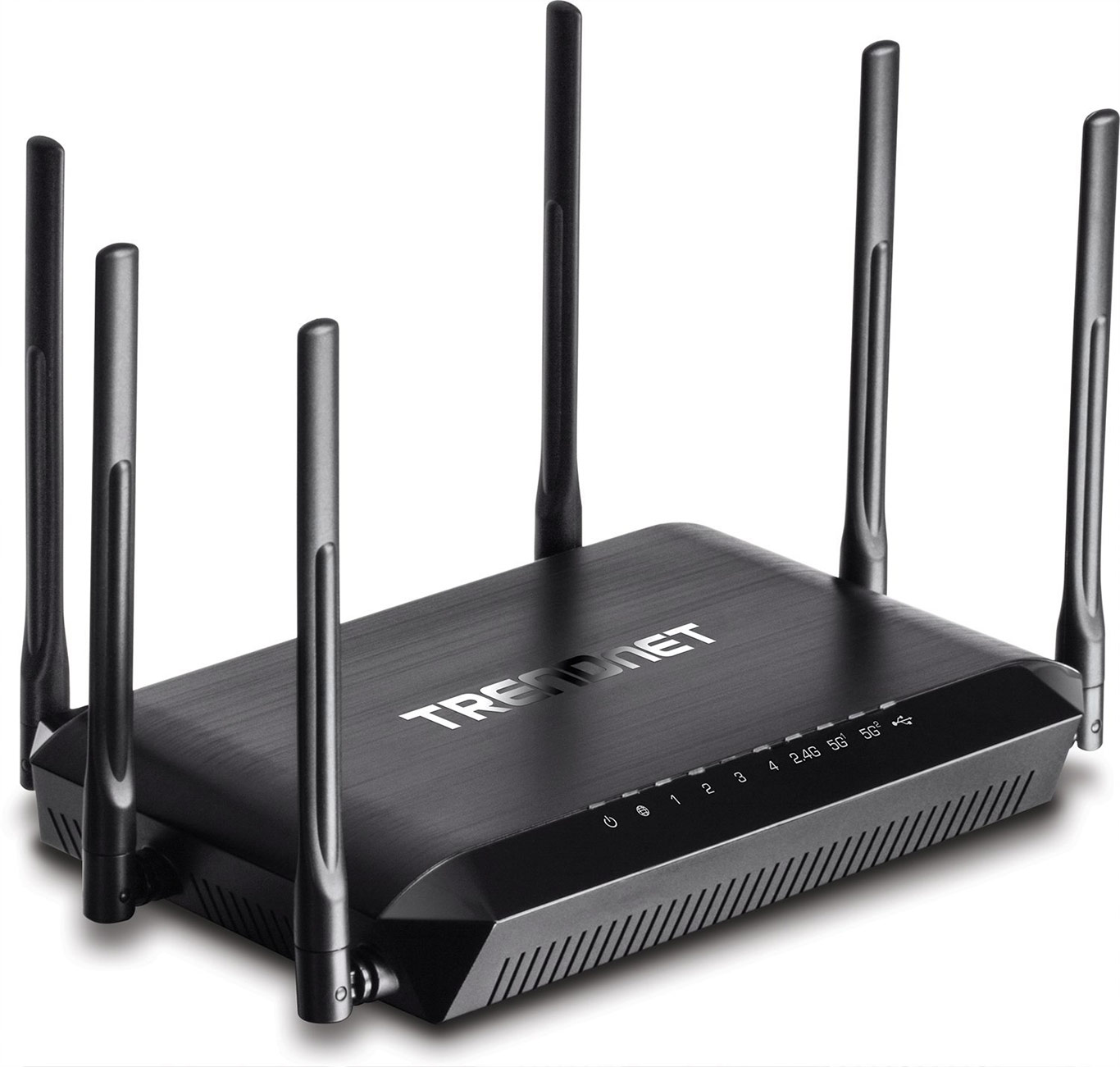 802.11ac Wi-Fi Router Round-Up: ASUS, Netgear, D-Link, and TRENDnet