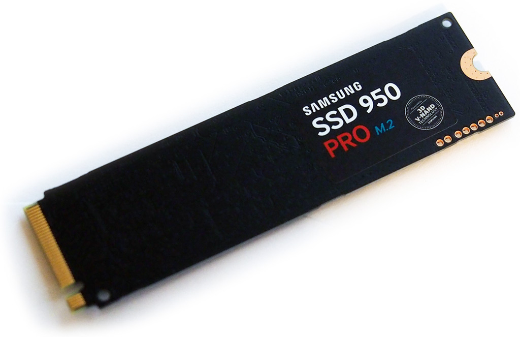Samsung SSD 950 PRO M.2 Review: Affordable, Ultra Fast Storage