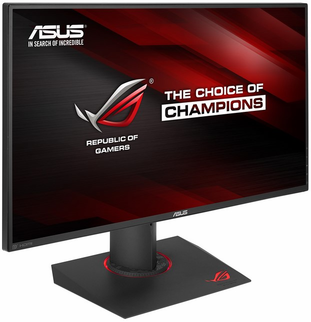 ASUS ROG SWIFT PG279Q G-SYNC Gaming Monitor Review | HotHardware
