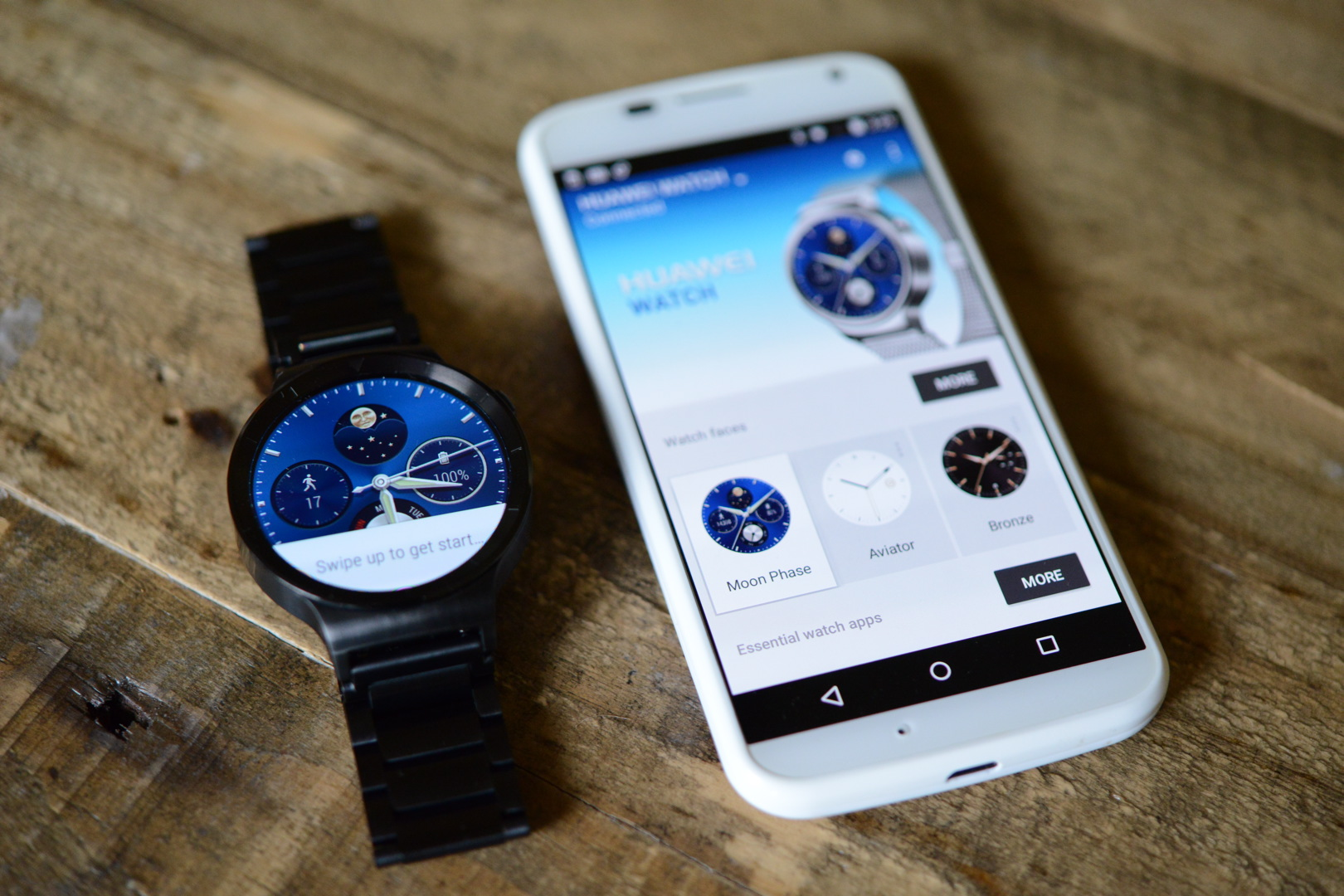 Huawei Watch Review: A Premium Android Wear Timepiece
