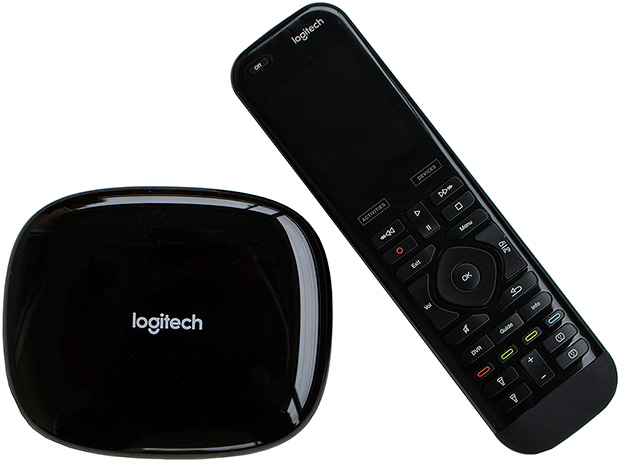 Logitech Harmony Elite and Hub