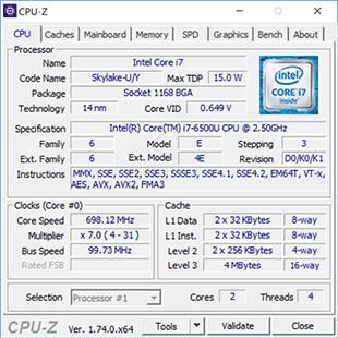 CPU Z1
