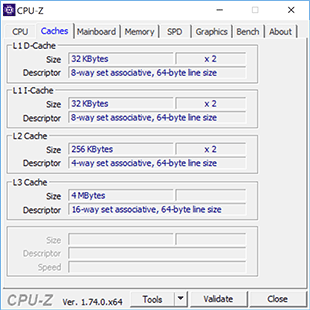 CPU Z2