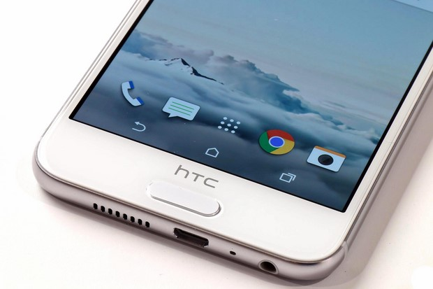 HTC One A9 Home Button Finger Print Scanner