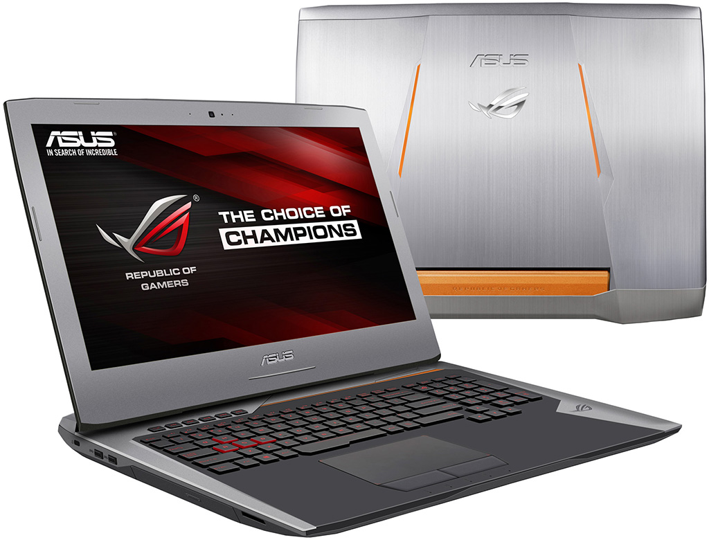 ASUS ROG G752VT Gaming Laptop Review: G-Sync And Skylake United