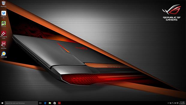 ASUS G752VT Desktop
