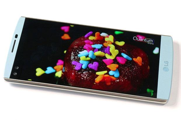 LG V10 IPS Quantum Display