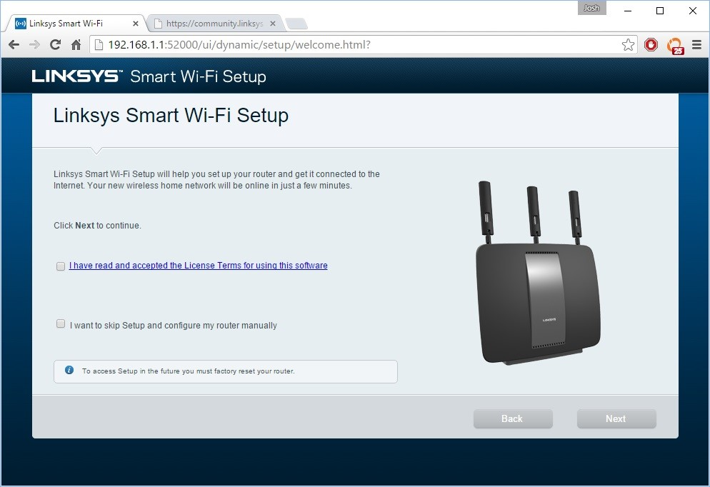 Linksys EA9200 Tri-Band Smart AC Wi-Fi Router Review