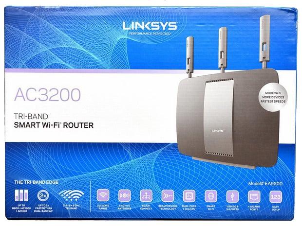 linksys ea9200 box