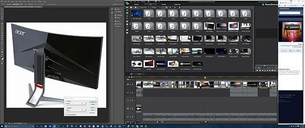 Acer Predator Content Creation