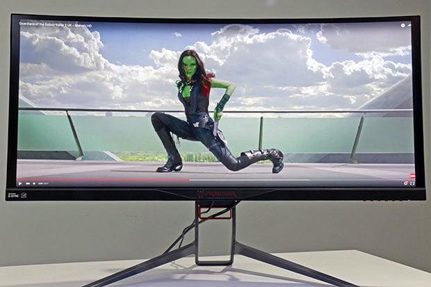 Acer Predator X34 Guardians