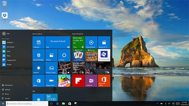 Dell XPS 15 Desktop